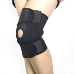 Orthotic knee support brace