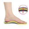 Orthotic arch support insoles for plantar fasciitis and foot pain