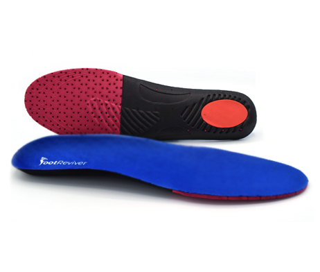 Insoles for fallen arches