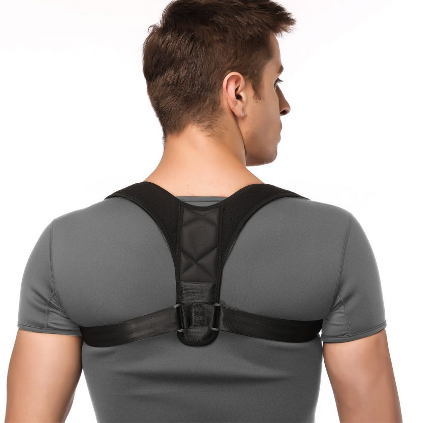 Back support for better posture