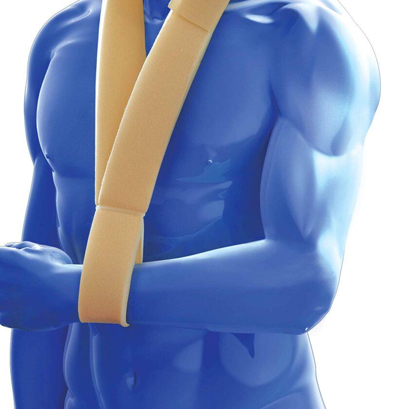Arm cuff sling
