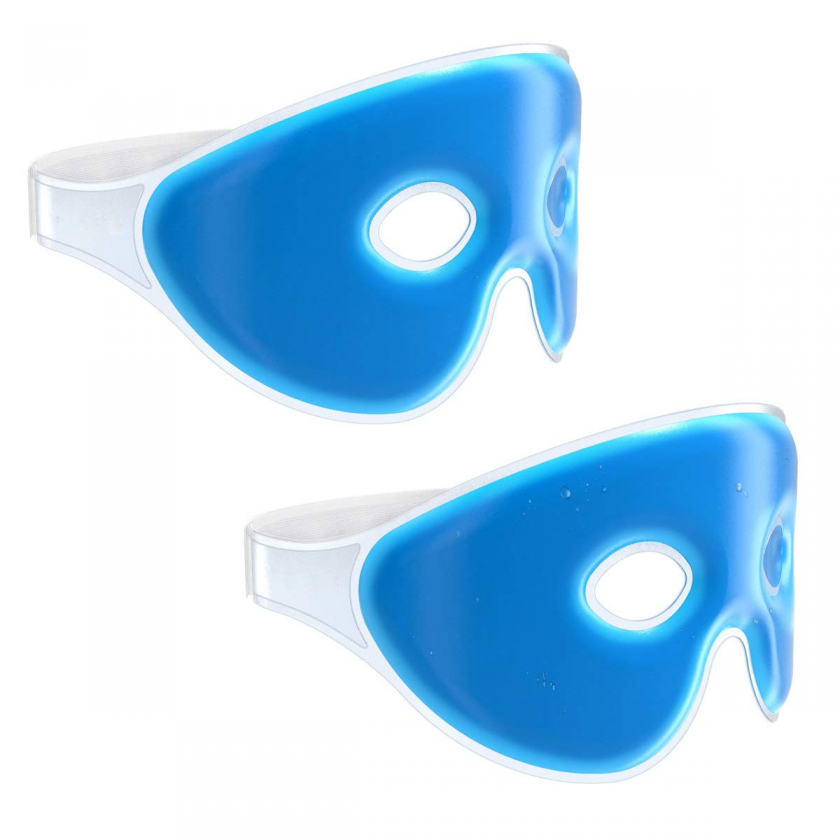 cooling soothing eye masks