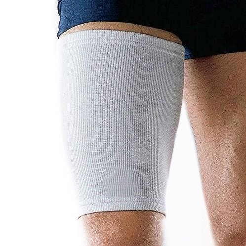Knee support sleeve for running and sports