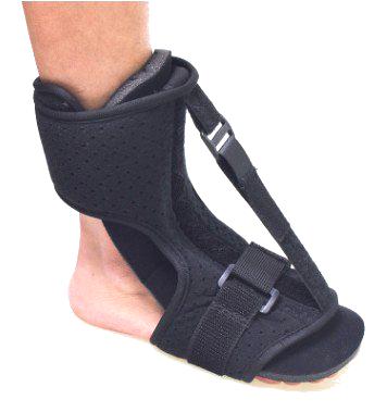 Foot drop brace