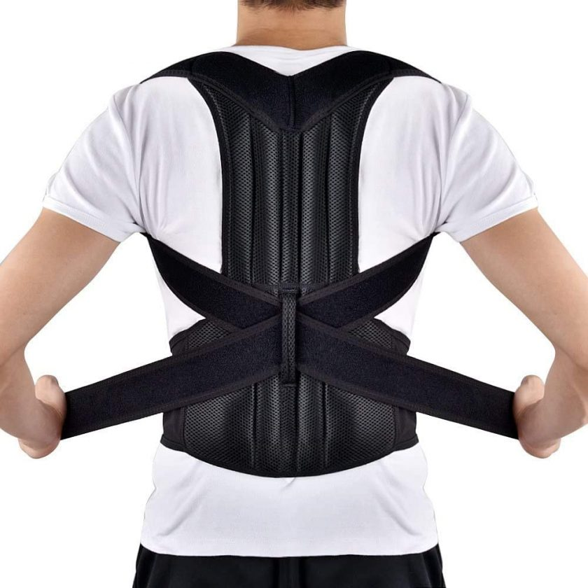 Back brace how to use