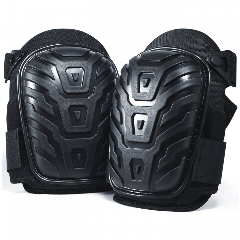 Protective Kneeling pads for working on hard surfaces
