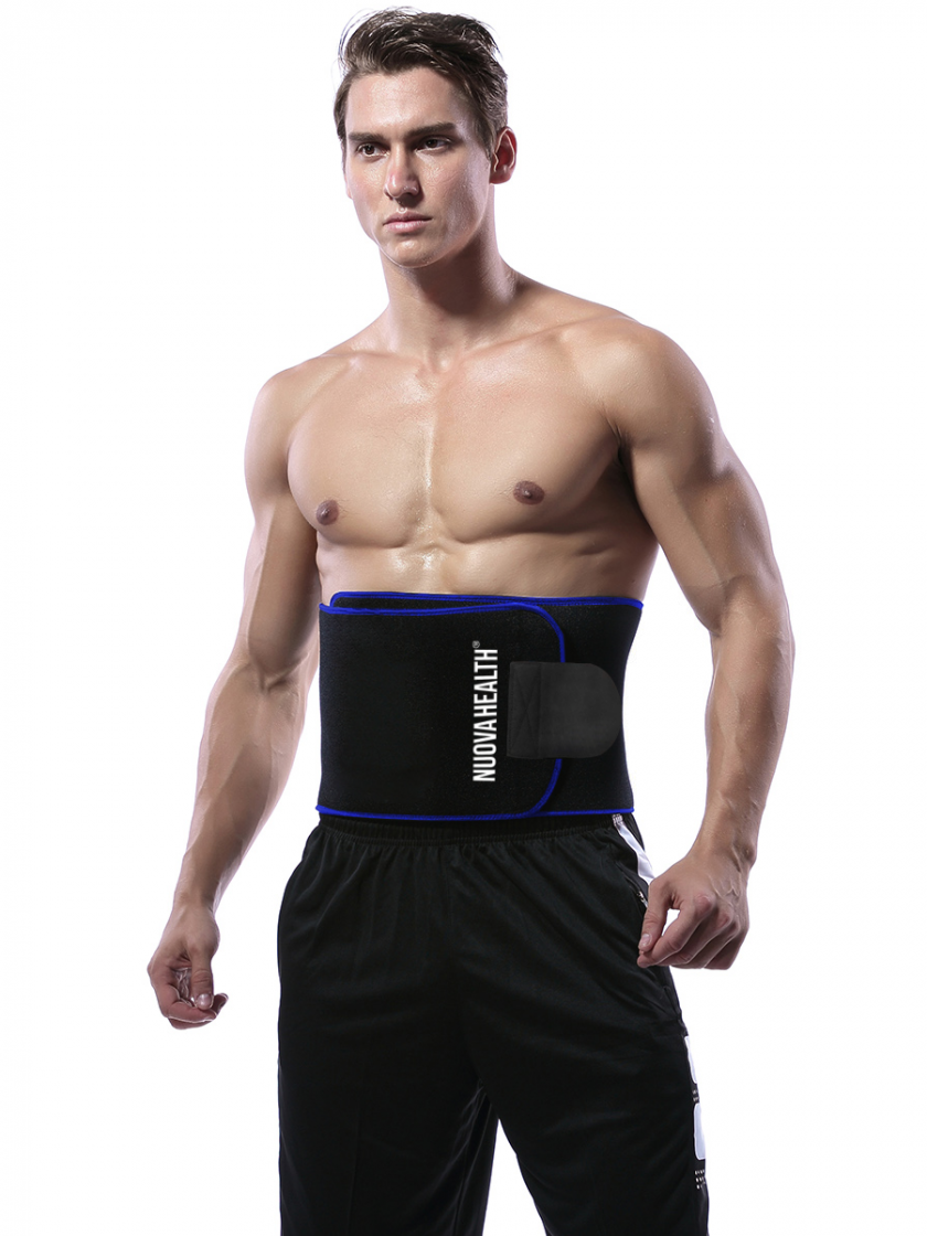Weight loss sweat belt - Helps you burn more fat when exercising