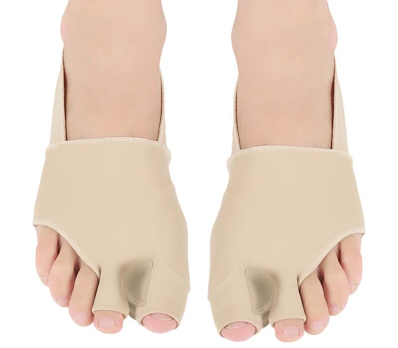 Bunion corrector splint sleeves