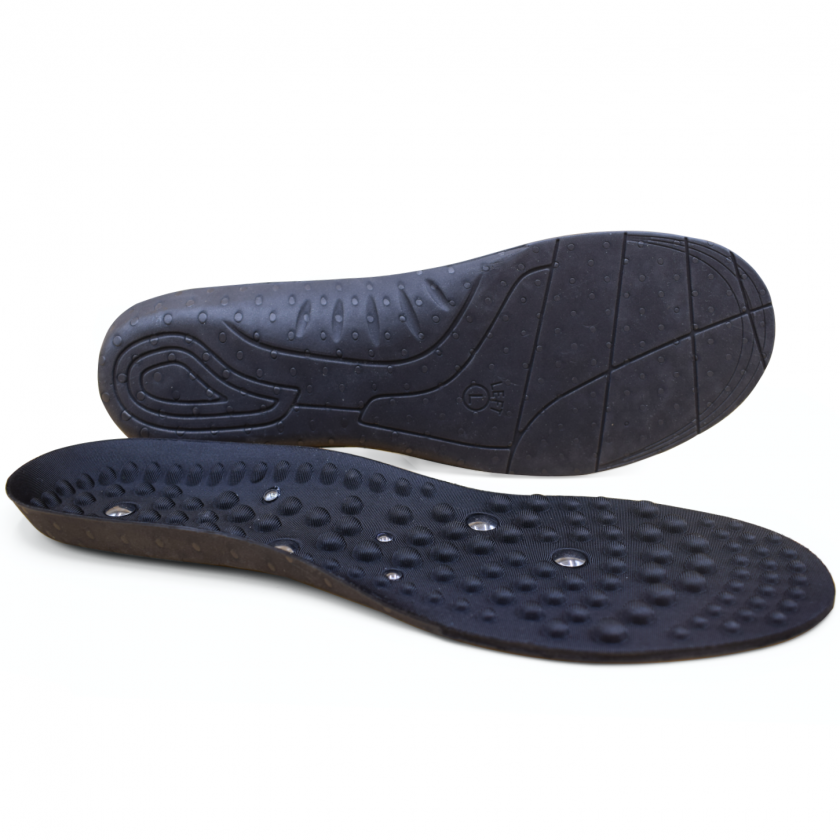 Diabetic insoles for neuropathy