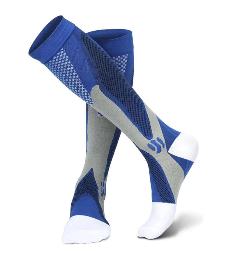 Designed to protect, support and compress your lower legs when running